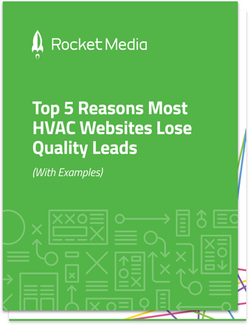 Top 5 Reasons Most HVAC Websites Lose Quality Leads